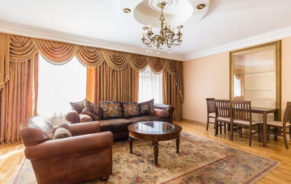 Апартаменты у Эрмитажа, 105m²